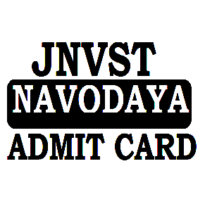JNVST Admit Card 2019